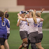 Boston Brute Squad v San Francisco Fury Women's Division Finals at 2018 USAU US Open International Club Championships at the National Sports Center in Blaine, Minnesota