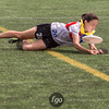 Seattle BFG v Philadelphia AMP Mixed Division Finals at 2018 USAU US Open International Club Championships at the National Sports Center in Blaine, Minnesota