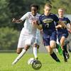 Chesterton Academy v Minneapolis Patrick Henry Boys Soccer at Henry on 29 August 2018