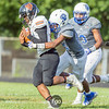 Minneapolis south Tigers v Minneapolis North Polars Football at North on 30 August 2018