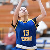 Minneapolis Washburn Millers v Minneapolis Edison Tommies Girls Basketball on 20 February 2018