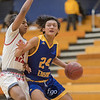 Minneapolis Patrick Henry Patriots at Minneapolis Edison Tommies Boys Basketball February 2018