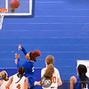 Minneapolis South at Minneapolis North Girls Basketball on 8 February 2018