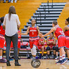 St. Paul Highland Park Scots v Minneapolis Patrick Henry girls basketball at Minneapolis Henry on 11 January 2018