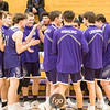 The Blake School Bears v Minneapolis Southwest Lakers boys basketball at Minneapolis Southwest on 16 January 2018