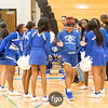 Minneapolis Patrick Henry Patriots v Minneapolis North Polars girls basketball at Minneapolis North on 17 January 2018