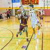 Jordan Hubmen v Minneapolis Roosevelt Teddies girls basketball at Minneapolis Roosevelt on 4 January 2018