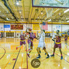 Jordan Hubmen v Minneapolis Roosevelt Teddies girls basketball at Minneapolis Roosevelt on 4 January 2018