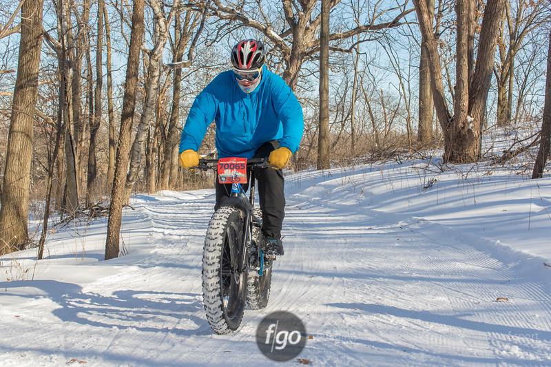 2018 Loppet Festival Sunday Skate Ski and Fat Tire Bike Races in Quaking Bog on 4 February 2018