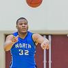 Minneapolis North v Litchfield Minnesota State High School League Boys Basketball Section 5AA