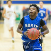 Minneapolis North v Breck Minnesota State High School League Boys Basketball Section 5AA