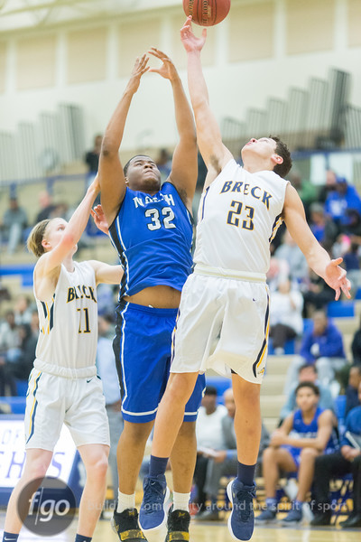 Minneapolis North v Breck Minnesota State High School League Boys Basketball Section 5AA