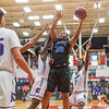 Minneapolis North v Brooklyn Center at State High School League Boys Basketball Section 5AA