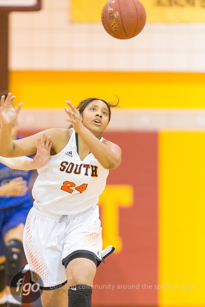 Minneapolis South Tigers v Hopkins Royals Minnesota State High School League Girls Basketball Section 6AAAA Championship