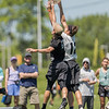2018 USA Ultimate D1 College Championship Finals at Uhlein Soccer Park in Milwaukee, Wisconsin - Day 2 - North Carolina Darkside v Texas Tuff