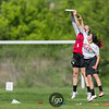 2018 USA Ultimate D1 College Championships day 2 games at Uihlein Park in Milwaukee, Wisconsin