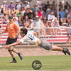 2018 USA Ultimate D1 College Championship Finals at Uhlein Soccer Park in Milwaukee, Wisconsin - Pitt En Sabah Nur v North Carolina Darkside