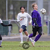 Minneapolis Southwest v Bloomington Kennedy Boys Soccer Section 6AA Quarterfinals at Southwest on 11 October 2018