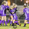 Minneapolis Southwest v Minneapolis Washburn Girls Soccer Section 6AA Quarterfinals at Southwest on 11 October 2018