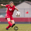 Minneapolis South v Minneapolis Patrick Henry Girls Soccer at Henry on 2 October 2018