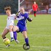 Minneapolis Washburn v Minneapolis Southwest Girls Soccer at Southwest on 4 October 2018