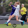 Minneapolis Washburn v Minneapolis Southwest Girls Soccer at Southwest on 4 October 2018