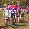 USAU National Championships in Del Mar, California 18 October 2018 - Mixed Division Minneapolis Drag'n Thrust v San Francisco Polar Bears