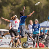 USAU National Championships in Del Mar, California 19 October 2018 - Women's Division Denver Molly Brown v Atlanta Ozone
