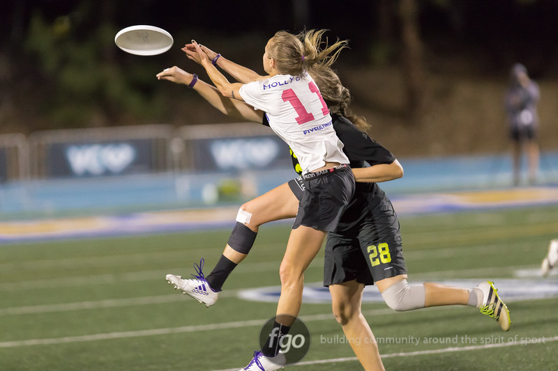 Denver Molly Brown v Boston Brute Squad at 2018 USAU Nationals