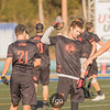 San Francisco Revolver v Raleigh Ring of Fire at 2018 USAU Nationals