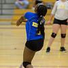 Minneapolis Edison v Minneapolis Southwest Volleyball at Southwest on 17 September 2018