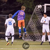 Minneapolis Edison v Minneapolis Washburn Soccer at Washburn on 25 September 2018