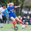 Minneapolis Edison v Minneapolis Washburn Girls Soccer at Washburn on 25 September 2018