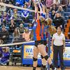 Minneapolis Southwest v Minneapolis Washburn Volleyball at Washburn on 27 September 2018