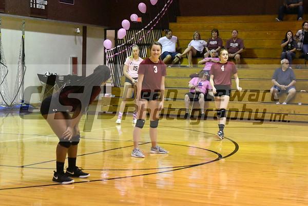 Astronaut Girls Volleyball Oct 3rd
