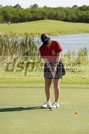 Edgewood Girl's Golf vs Space Coast 09 17 2019