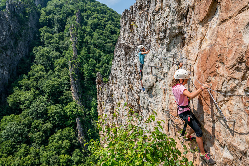 Via-Ferrata-NRocks-West-Virginia-2019-70