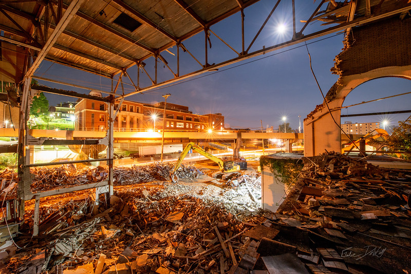 Stansburry-Hall-Morgantown-WV-2019-Demolition-39