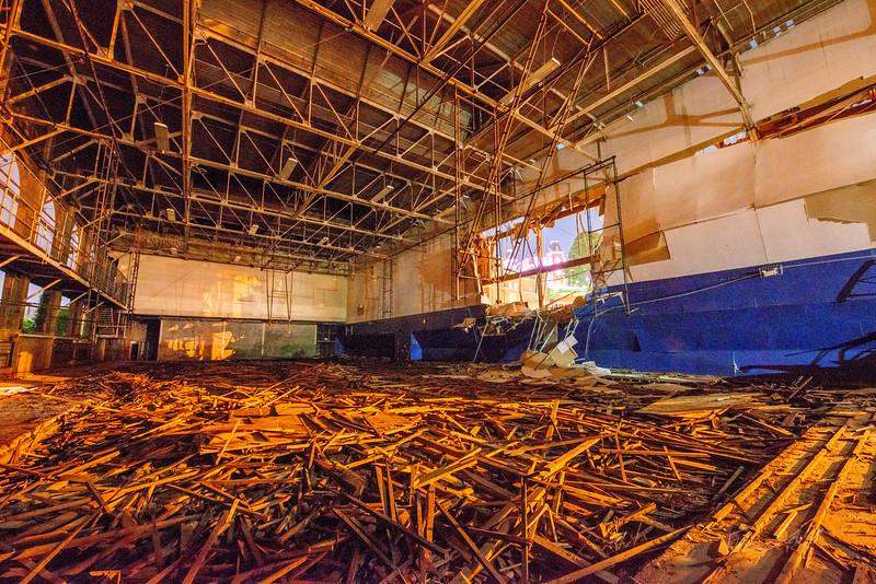 Stansburry-Hall-Morgantown-WV-2019-Demolition-22