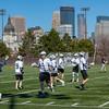 Bloomington Jefferson v Minneapolis Boys Lacrosse at Parade Stadium on April 23, 2019