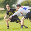 USAU US Open Club Championships - International Club Division, Mixed Division Pool Play - Minneapolis Drag 'N Thrust v Boston Snake Country at National Sports Center in Blaine, Minnesota on August 2, 2019