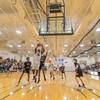 Minneapolis North v Minneapolis South Boys Basketball at South on December 10, 2019