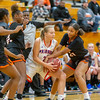 Minneapolis Washburn v Minneapolis South Girls Basketball at South on December 17, 2019