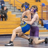 Wrestling Tri-Meet: Minneapolis Southwest, Washburn, and Edison at Southwest on December 18, 2019: Edison v Washburn