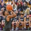 Minneapolis Roosevelt v Minneapolis Southwest Boys Basketball on December 19, 2019 at Southwest High School