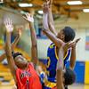 Minnesota Transitions Charter v Minneapolis Edison Boys Basketball at Minneapolis Edison on December 4, 2019