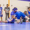 Wrestling Quad at Minneapolis Washburn High School on December 5, 2019: North v Trinity