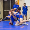 Wrestling Quad at Minneapolis Washburn High School on December 5, 2019: Trinity v Patrick Henry