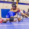 Wrestling Quad at Minneapolis Washburn High School on December 5, 2019: North v Henry