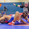Wrestling Quad at Minneapolis Washburn High School on December 5, 2019: North v Henry